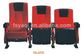 Good quality price movie theater seat(YA-07D)