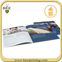paper brochure holders, hair color catalogue, illuminated led menu