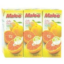 Fruit Juice Malee Tangerine Orange Juice