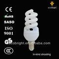Plein d'énergie en spirale mini lampe économiseuse fabricant