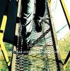 Perforated metal walking panel aluminum/stainless/sheet