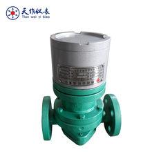 electronic diesel fuel flow meter/flow controller