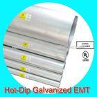 hot dip galvanized electrical conduit steel emt