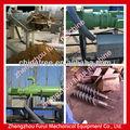 Frango/vaca/esterco de suínos sólido- líquido separador/gado pasta pressionando separador usado em fazenda de gado 0086 15838031790