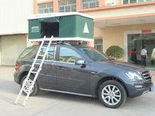 hardshell fiberglass trailer tent, auto top tent