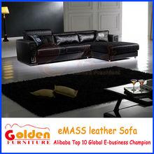 China suppliers Golden Furniture fabric sofa minimalis design (EM-ldc61B)