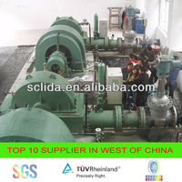 high quality hydro turbine generator for middle plant