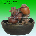 Religious Resin Outdoor Antuque Water Fountains