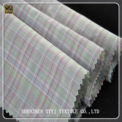 Waterproof yarn dyed 100% nylon lining fabric