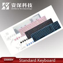 New Style Wholesale Illuminated Backlight Usb Keyboard