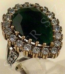 harem hurram sultan silver ring hurrem sultan turkish ottoman jewelry