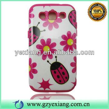 China Wholesale Superior Hybrid Phone Case For Samsung Galaxy Win I8552