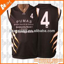 Black Top Quality reversible custom european basketball jerseys