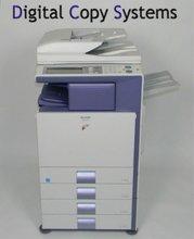 Sharp MX-2300N MX-2700N MX-3500N MX-3501N MX-4500N MX-4501N used Copiers