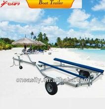 galvanized boat trailer