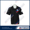 custom full sublimation with new design 100% polyester T-Shirt