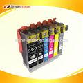 Nuevo restablecer compatible de la impresora cartucho de tinta para canon pgi-550 cli-551