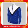 New designer high quality color combination cotton casual fitted men sport blazer jacket