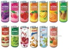 """Flavours of Sammi"" Fruit juice with fruit pieces 240ml Series"