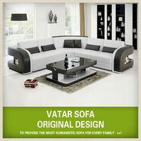 VATAR living room corner sofa neoclassical white furniture
