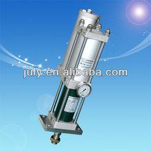High quality JULY hydraulic ram pneumatic cylinder(JLCA )