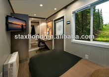 STAXBOND contemporary container home apartment