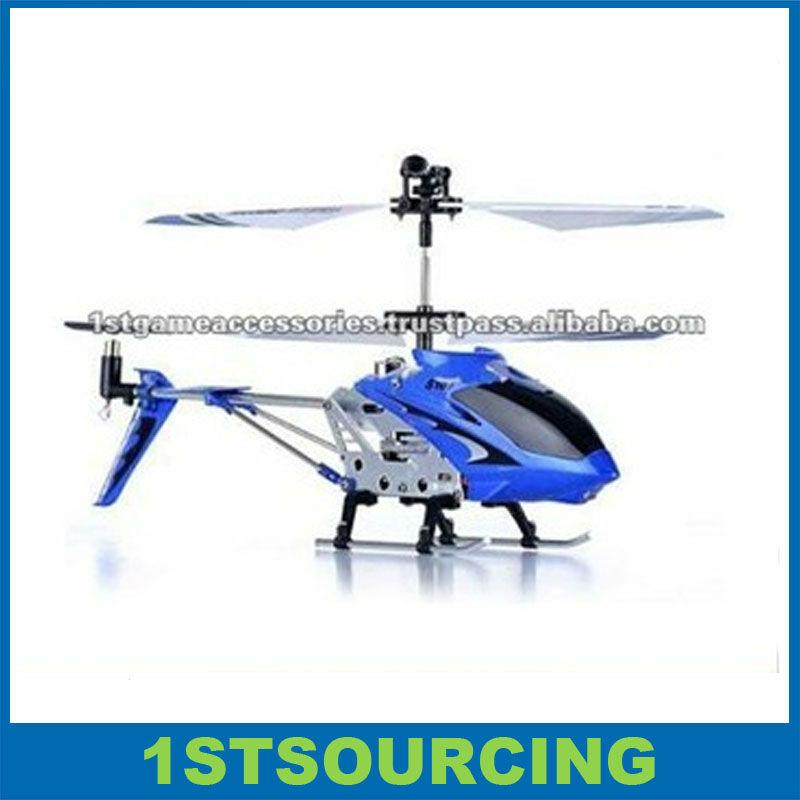 3CH grande helicóptero de Control remoto venta S107 RC de juguete con giro