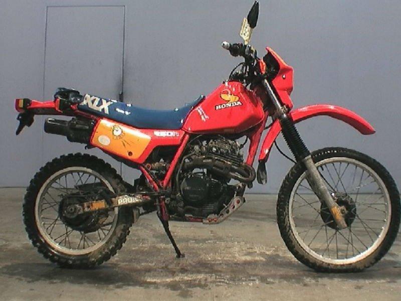 XLX 250 R MD08 Used HONDA Motorcycle