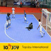 Eco Outdoor Fireproof PVC Flooring For Futsal Court