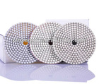"diamond polishing pad dry 4"" for granite"