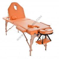 Folding Wooden Massage Table