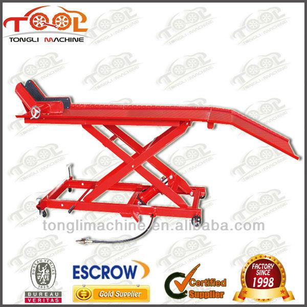 800lbs TL1700-3A Motorcycle lift table PLANS! Harley chopper bobber xs cb kz yamaha honda suzuki