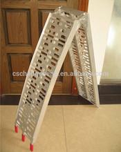Aluminum Bi-fold Rampe
