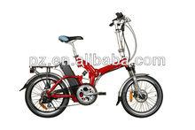 8 FUN motor alloy e mountain bike