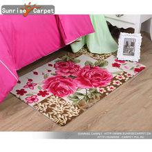 handmade craft wool bed mat