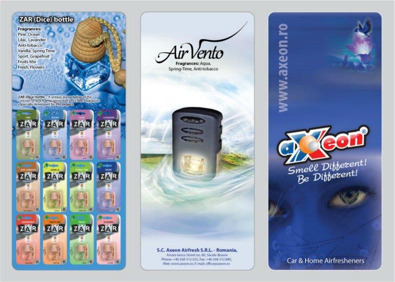 AXEON Car air freshener Air Vento