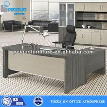 Hot modern Peiguo melamine bookcase desk/PG-12B-18B