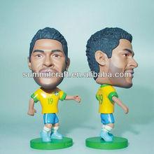 Custom soccer player action figure