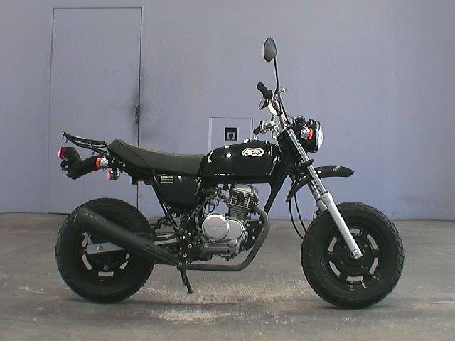 APE 50 AC16 Used HONDA Motorcycle