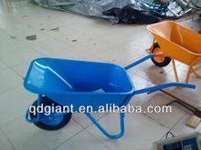 Yellow Color Egypt heavy duty wheel barrow WB5009