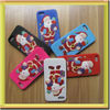 2013 silicone christmas mobile phone case