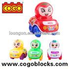 COGO Car Toy 4 Color Asstd Pull Back Cartoon Car