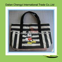 2013 Durable Canvas Tote Bag Beach bag Cotton Shopping bag