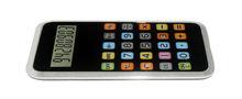 colorful keyboard mini electronic calculator