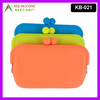 Clutch Silicone Pouch,Square Cellphone Pouch