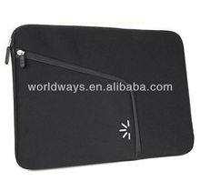 Sell 3 dollars black simple polo men laptop sleeve bag