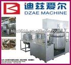ZJR 1000 1300 emulsifying mixer machine cosmetic cream mixing machine