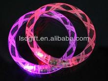Wholesale Bar Concert Party Supply Bracelet Flashing LED Wristbands