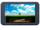 Industrial RS232 RJ45 Port 7 Inch Touch Tablet PC Mini Windows CE