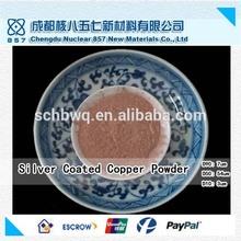 Cu-Ag alloy powder silver and copper